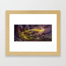 Enchanted II Framed Art Print