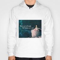 le petit prince Hoodies featuring Le Petit Prince by SmallWheel