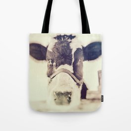 The Cow Tote Bag