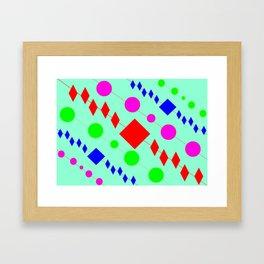 Escalation #2 Framed Art Print