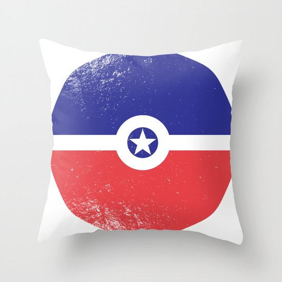 I Choose Throw Pillow