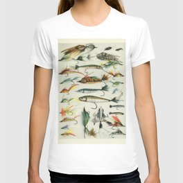 Fishing Lures T-shirt