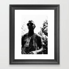 Niggo! Framed Art Print
