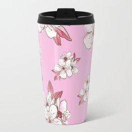 X-tra Ordinary Cherry Blossoms Travel Mug