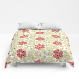 Bali Three Comforters