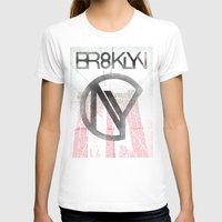 brooklyn T-shirts featuring BROOKLYN by designgraphics