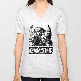 Gworf Unisex V-Neck