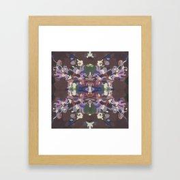 Bouquet VI Framed Art Print