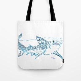 Tiger Shark II Tote Bag