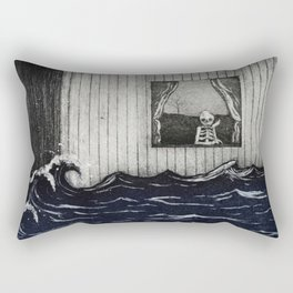 The overflow Rectangular Pillow