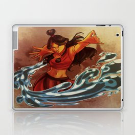 Fire Nation Katara Laptop & iPad Skin