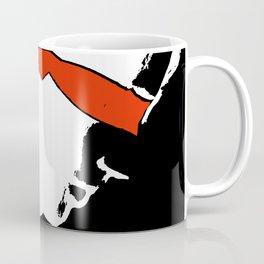 When eyes are closed Coffee Mug