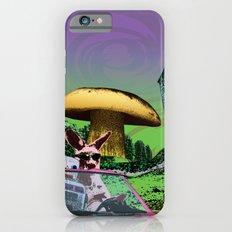 Making a new friend iPhone 6s Slim Case