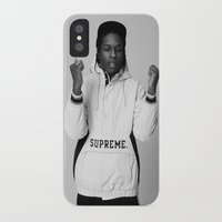 asap rocky iPhone & iPod Cases featuring ASAP by POSH OUTSIDERS