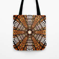 Chamber of Gold Tote Bag
