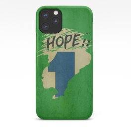 Hope!! (time machine ) iPhone Case