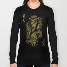 Suicide King Long Sleeve T-shirt