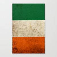 irish Canvas Prints featuring Irish by Jason Michael