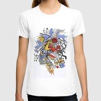 random T-shirts featuring Random by waldy chavez