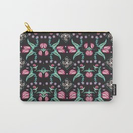 Flowers and Flytraps Carry-All Pouch