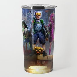 Adventurers Travel Mug