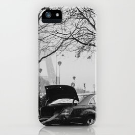 Steel & Streets iPhone Case
