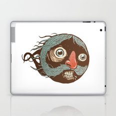 SuperMustacheMan Laptop & iPad Skin