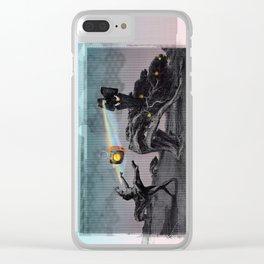 EVA & ADAM Clear iPhone Case
