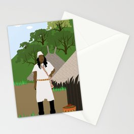 Indian tribe Kogi of Colombia  Stationery Cards