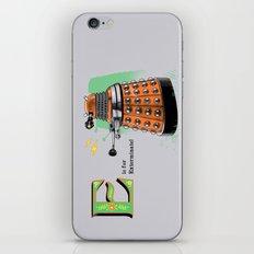 The Alphadalek iPhone & iPod Skin