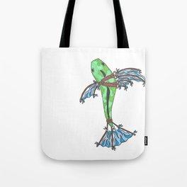 Fly Fish Tote Bag