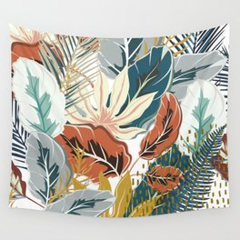Tropical Wild Jungle Wall Tapestry
