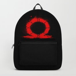 BOY god of war Backpack