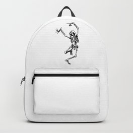 DANCING SKULL Backpack