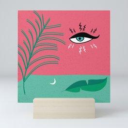 Petite Fleur 1 Mini Art Print