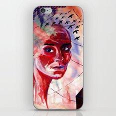 Stare iPhone Skin