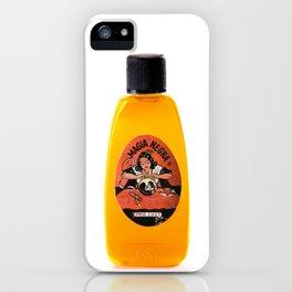 Magia Negra iPhone Case