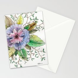 After The April Showers Stationery Cards
