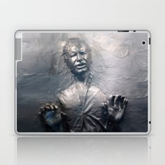 Han Solo Carbonite Laptop & iPad Skin