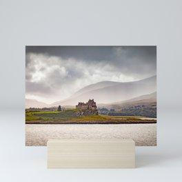 Duart Castle, Mull Mini Art Print