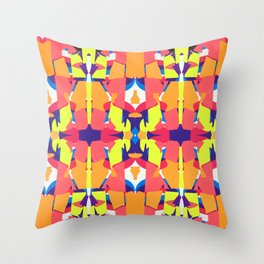 Mozaika3 Throw Pillow