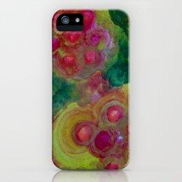 Circular Dreams iPhone Case