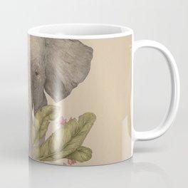 Borneo Pygmy Elephant Coffee Mug