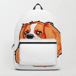 Cavalier King Charles Cocker Spaniel Dog Puppy Backpack