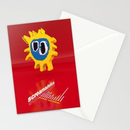 Screamadelica Inspired Stationery Cards