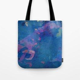 Digital Deconstruction Tote Bag