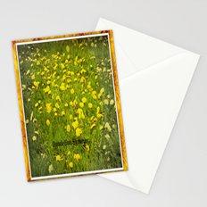 Dandelion Summer. Stationery Cards