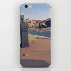 Totem Landscape iPhone & iPod Skin