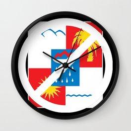 Boycott Sochi Wall Clock