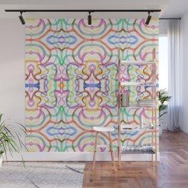 Kaleidoscope I Wall Mural